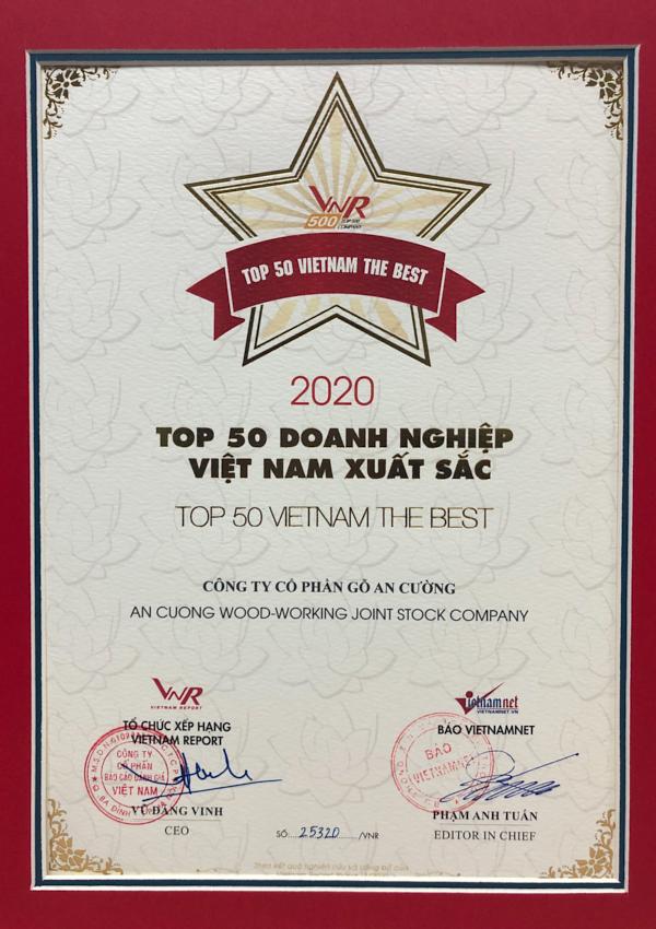 TOP 50 VIETNAM THE BEST