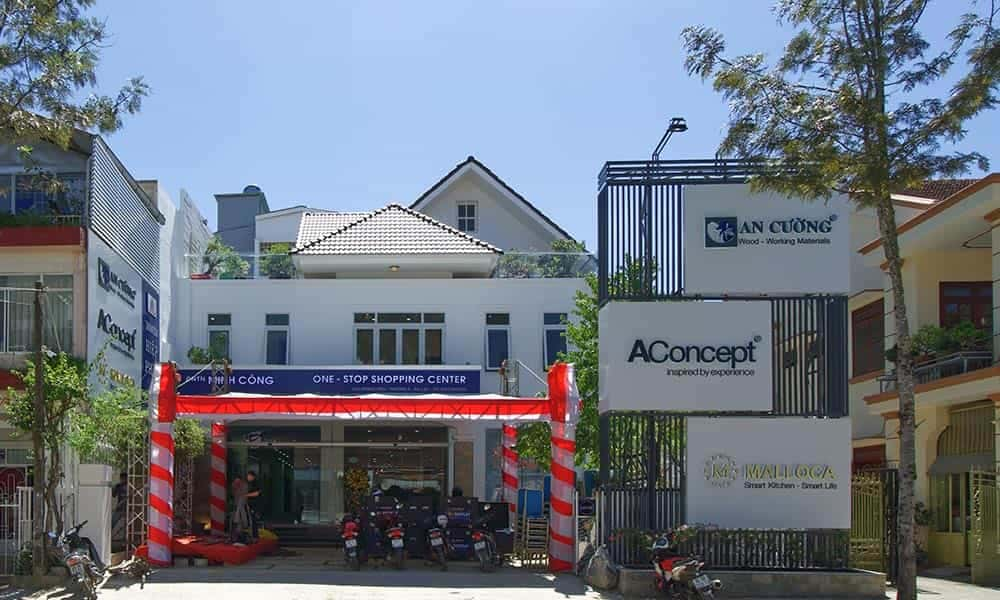 DA LAT ONE-STOP SHOPPING CENTER<br />
