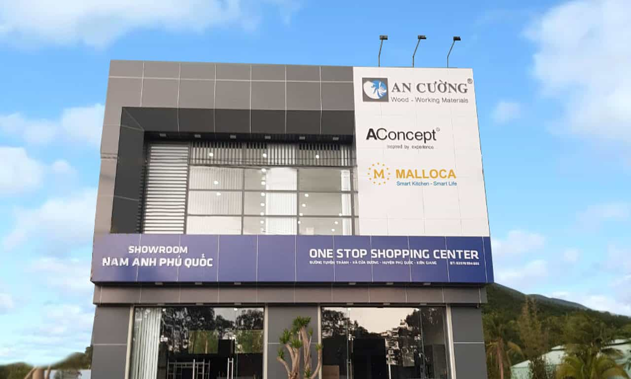 PHÚ QUỐC ONE-STOP SHOPPING CENTER<br />
