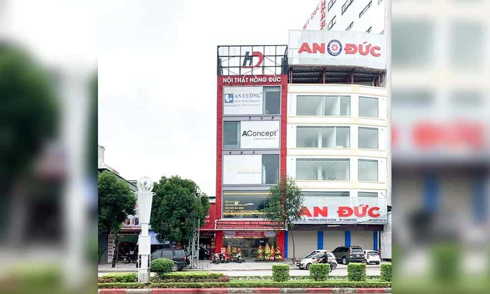THANH HOA ONE-STOP SHOPPING CENTER (HONG DUC)