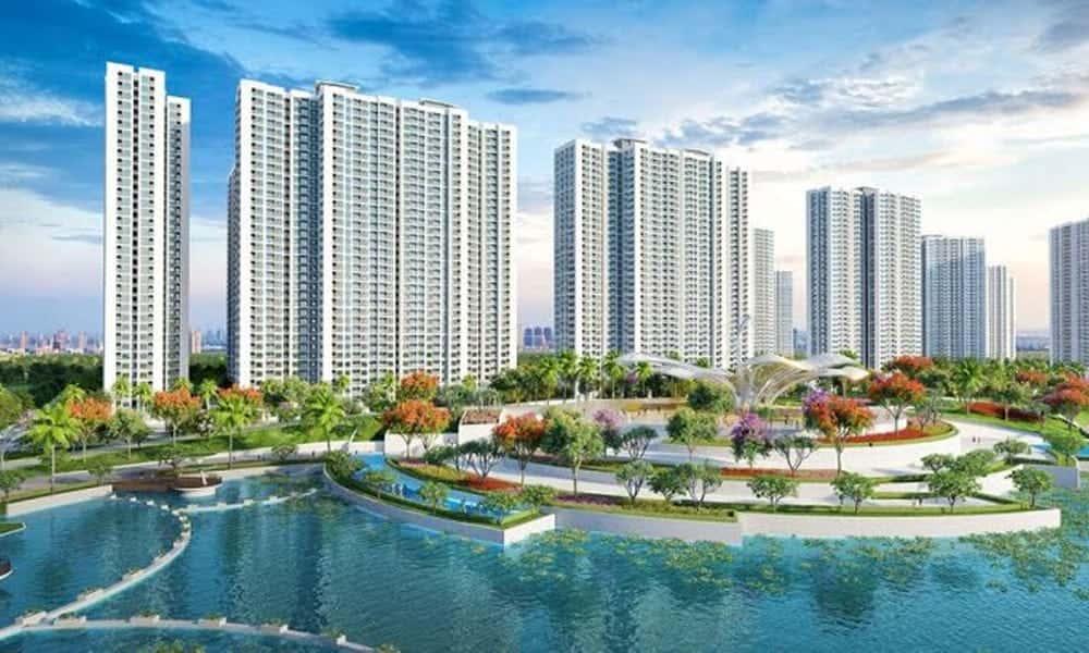VINHOMES SMART CITY - CĂN HỘ 2 +1 PHÒNG NGỦ (DESIGN & BUILD BY BACAY)