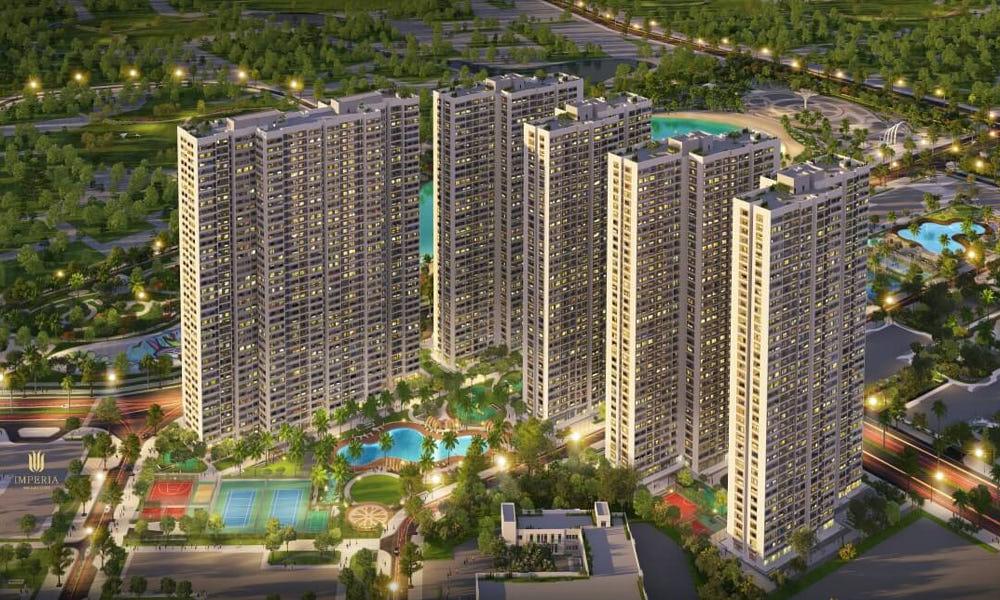 VINHOMES SMART CITY (MEGA MALL) - CĂN HỘ 2 PHÒNG NGỦ + 1