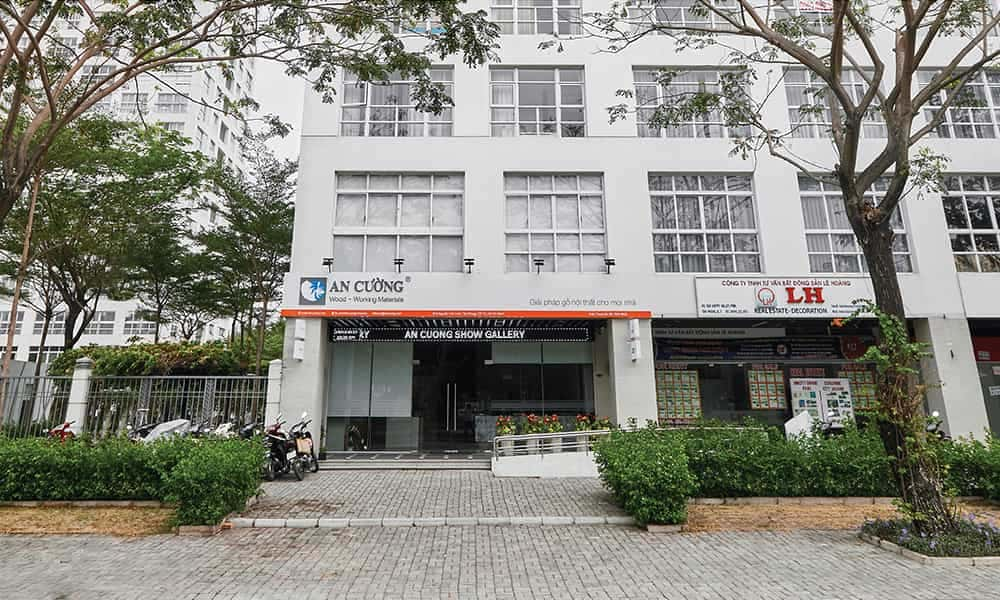 AN CƯỜNG SHOW GALLERY AND DESIGN CENTER