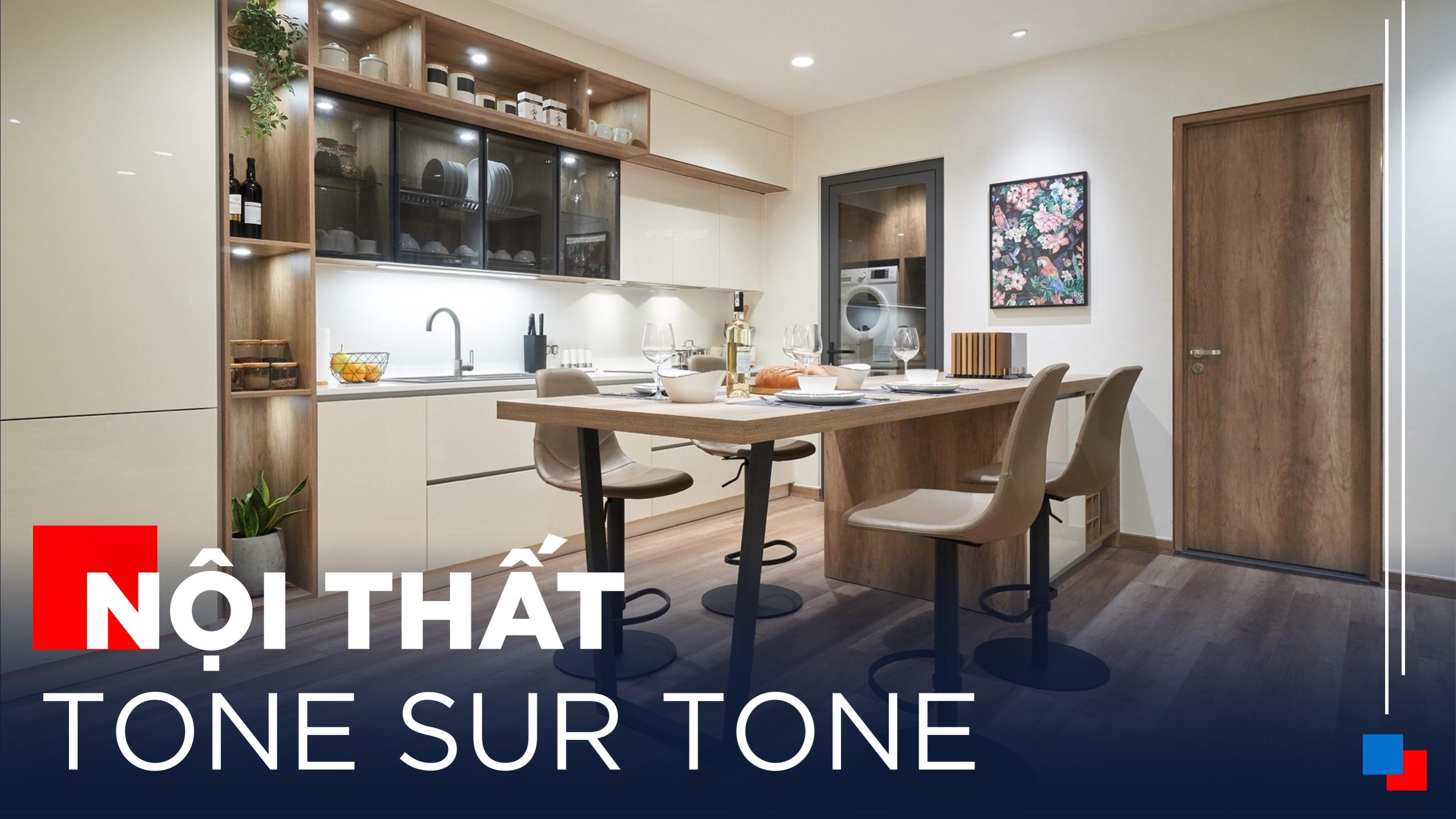 Gỗ An Cường   Giải Pháp Nội Thất Tone - Sur - Tone