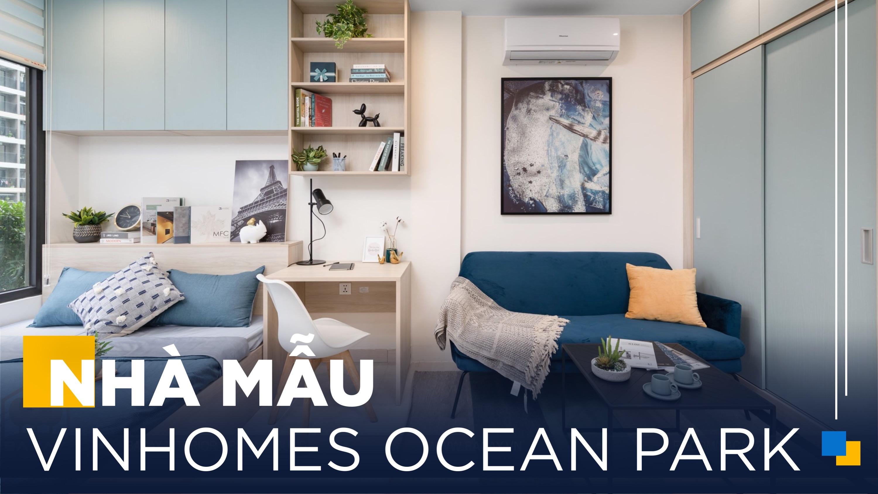 Gỗ An Cường   Biến Hoá Nội Thất Trong Căn Hộ Studio Vinhomes Ocean Park
