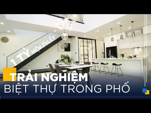 Trải Nghiệm Biệt Thự Trong Phố   Gỗ An Cường x AP Interior & 85 Design