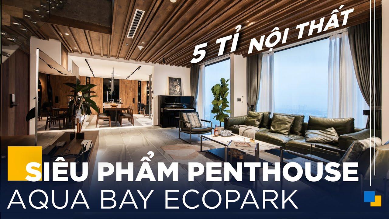 Gỗ An Cường x DDA Home   Siêu Phẩm Penthouse Aqua Bay Ecopark